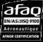 certification 9001